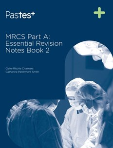 MRCS Part A Revision - How I Scored 89%